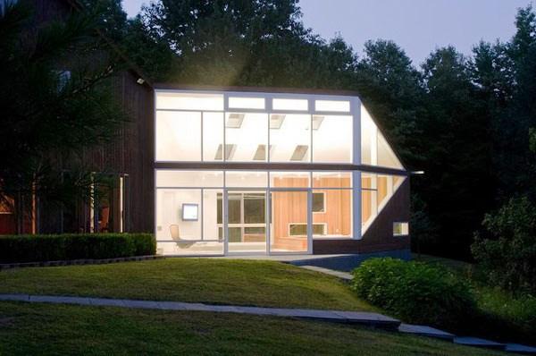 Tips Merenovasi Rumah Menjadi Type Minimalis - Interesting-modern-home-addition-in-rhinebeck-new-york