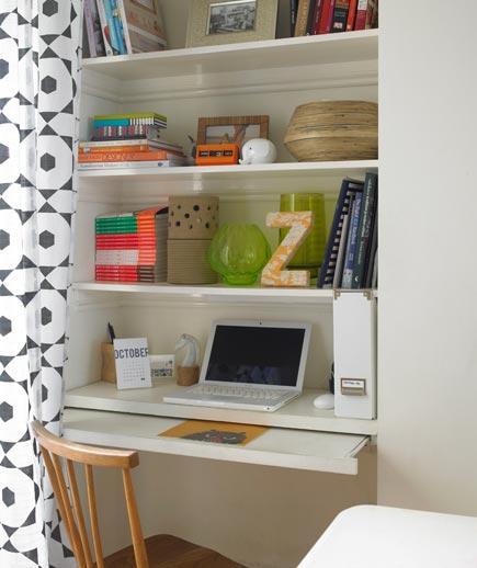 7 Tips Mendesain Kantor di Rumah - Interior kantor rumah - Secret Project