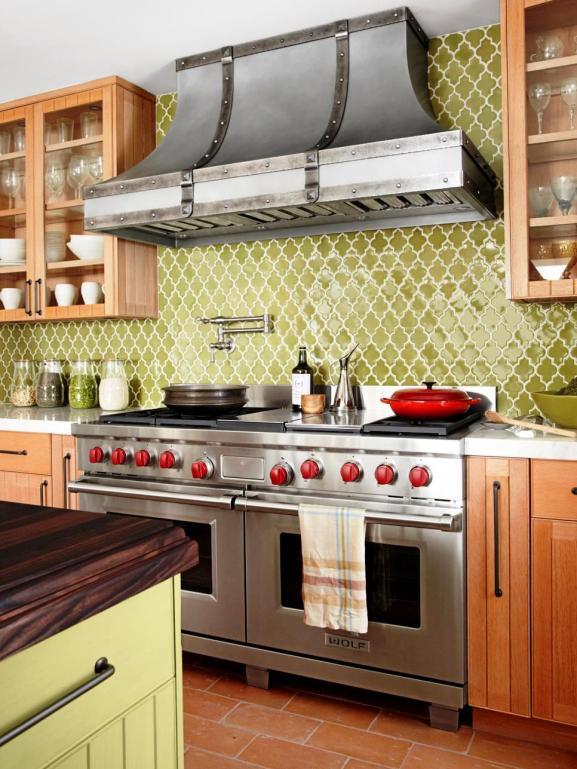 Menentukan Warna Cat Dapur Rumah - Kitchen Chronicles 138 a