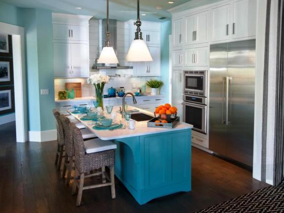 Menentukan Warna Cat Dapur Rumah - kitchen Hero