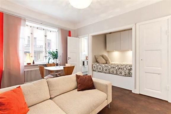 Tips Interior Apartemen Menata Wastafel yang Pas dan Gaya - Ide Desain Interior Apartemen Mungil 01