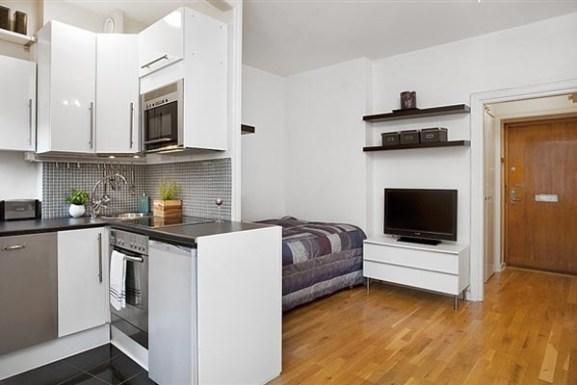 Tips Interior Apartemen Menata Wastafel yang Pas dan Gaya - Ide Desain Interior Apartemen Mungil 04