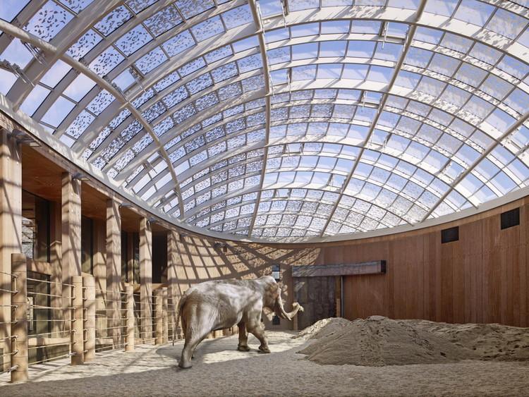 Arsitektur kandang hewan terbaik di dunia