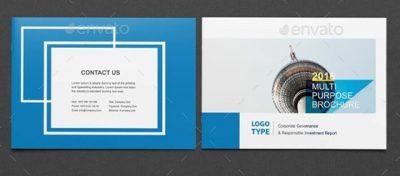 Corporate Brochure Company Profile 10