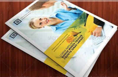 Corporate Brochure Company Profile 18