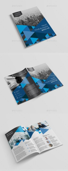 Corporate Brochure Company Profile 22
