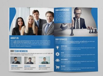 Corporate Brochure Company Profile 32