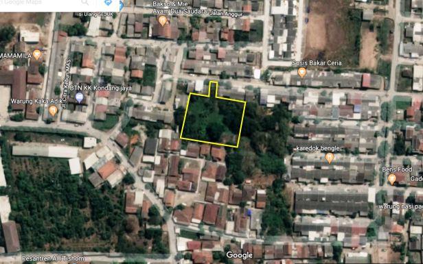 Tanah Kavling 1222 m2 Citra Kebun Mas CKM Karawang