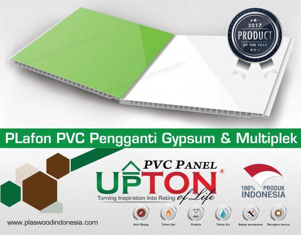 Plafon PVC Upton Karawang