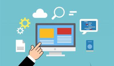 web, domain, service