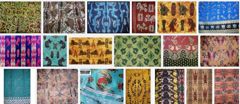 Cara Membuat Motif Batik: Macam-macam Motif Batik Indonesia