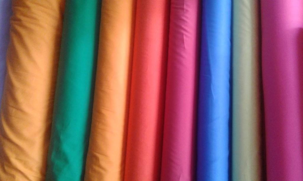 kain katun jepang polos sebagai bahan batik kain tulis