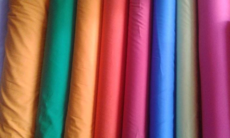 bahan pembuatan batik kain tulis kain katun jepang polos