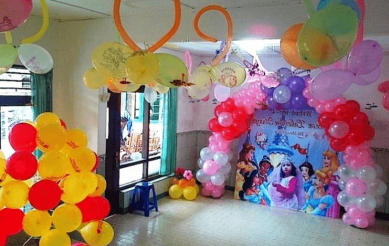 Susunan Acara Ulang Tahun: Merancang Dekorasi Acara Ulang Tahun di Rumah