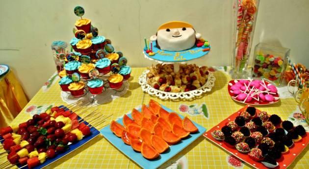 Susunan Acara Ulang Tahun: Acara Makan