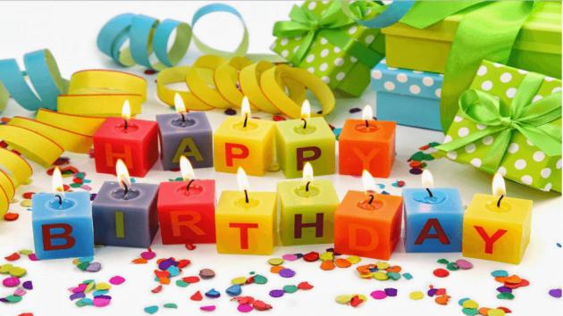 Contoh Susunan Acara Ulang Tahun: Ucapan Selamat Ulang Tahun
