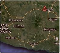 kota kota yang terkena gempa hari ini 4 november 2016