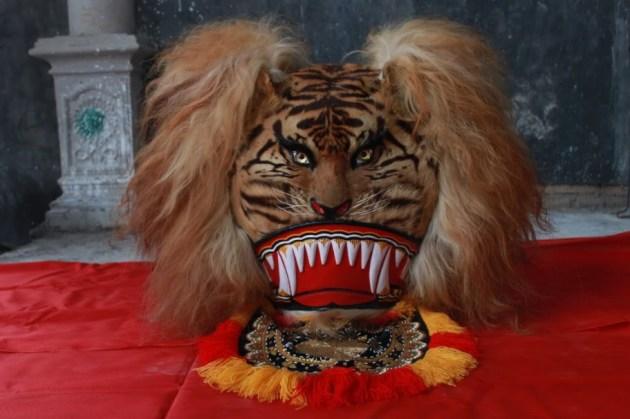 Seni Video Barongan Blora Jawa Tengah Lakon Singo Barong