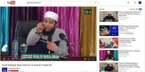 Kupas Tuntas!!! Siapa Sebenarnya Ustadz DR Khalid Basalamah MA Rynoedin itu?
