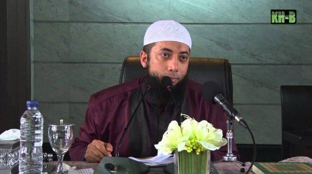 Khalid Basalamah Biodata Tegas