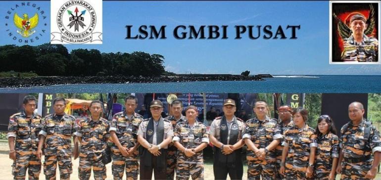 Anggota Apa itu GMBI adalah