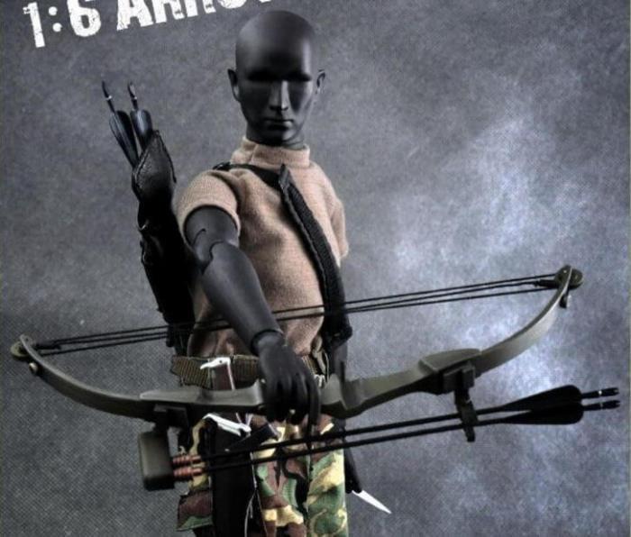 Kumpulan Gambar Busur Panah Rambo 1