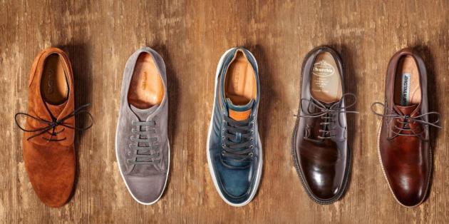 Cara merawat dan membersihkan sepatu kulit jenis kulit sepatu