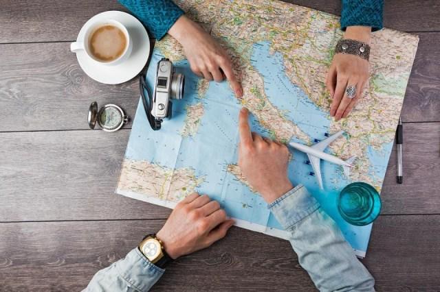 traveling murah