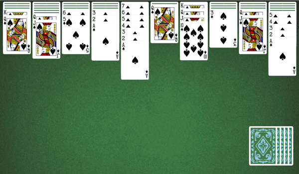 game solitaire