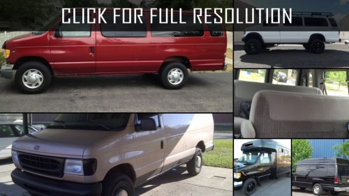 small resolution of 1998 ford e350 van