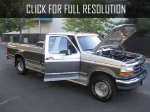 1993 Ford F150 Xlt  news, reviews, msrp, ratings with