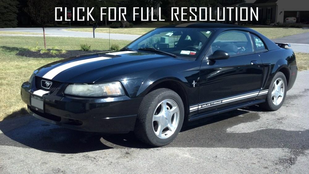 medium resolution of 1996 ford mustang convertible