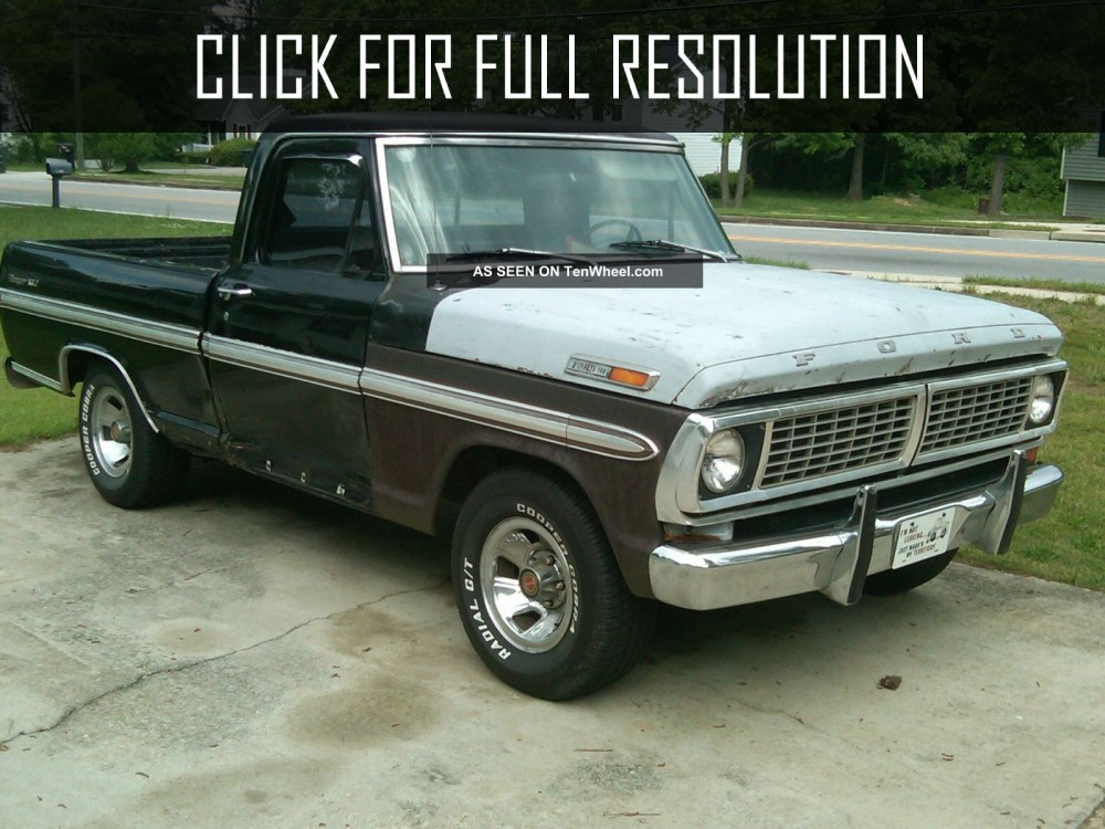 medium resolution of ford f100 pictures posters news and videos on your pursuit 1970 ford f 100 through f 350 wiring diagram short news poster