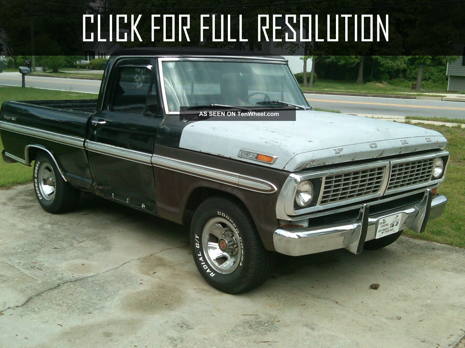 hight resolution of ford f100 pictures posters news and videos on your pursuit 1970 ford f 100 through f 350 wiring diagram short news poster