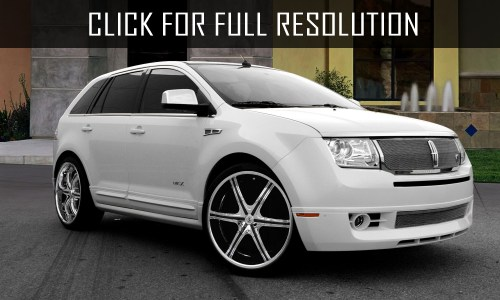 small resolution of  2009 lincoln mkx