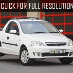 2011 Opel Corsa Bakkie News Reviews Msrp Ratings With Amazing Images