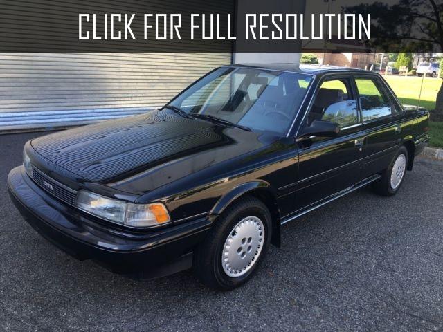 1989 Toyota Camry Starter Relay