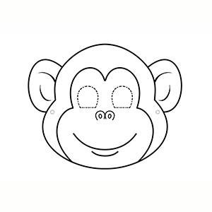 Dibujos De Ninos Mono Para Pintar Ninos
