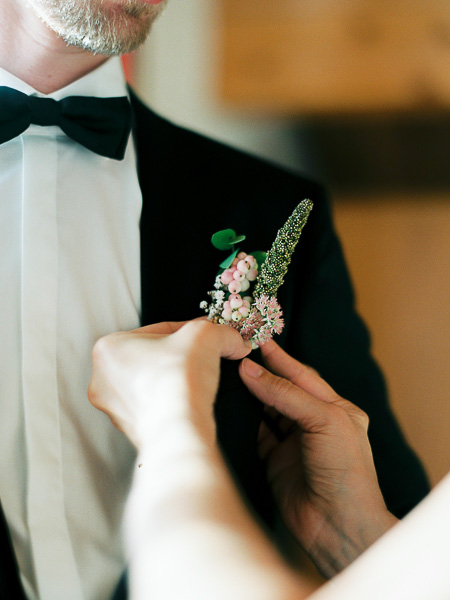 Hochzeit in den Bergen in Bayern