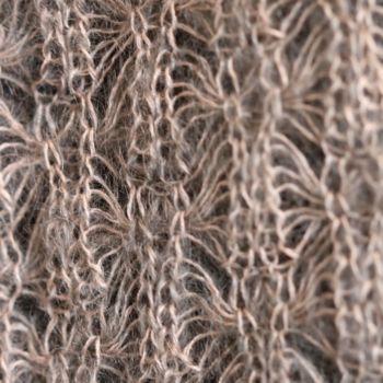 Fangmuster mit ausgelassenen Nadeln