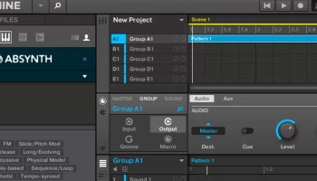 absynth presets missing