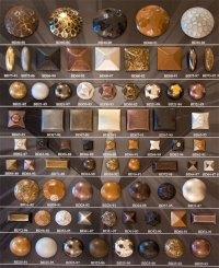 Decorative Furniture Nails - Masco Fabrics