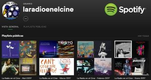 Spotify-La Radio en el Cine