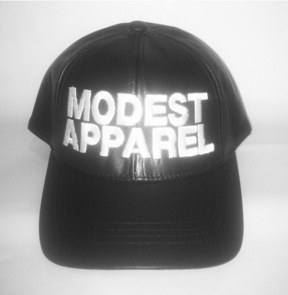 Get your Modest Apparel snapback!