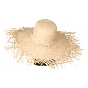 large hat straw