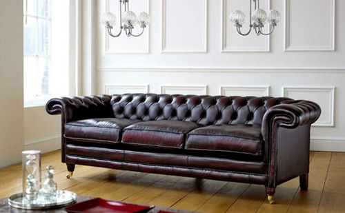 masculine chesterfield