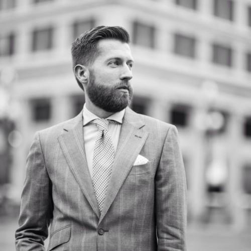Tanner Medium Beard