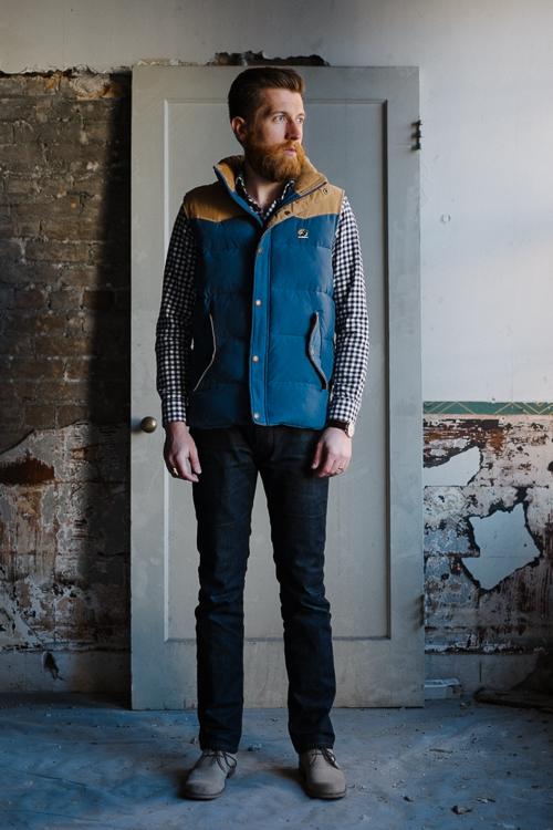Tanner Long Beard
