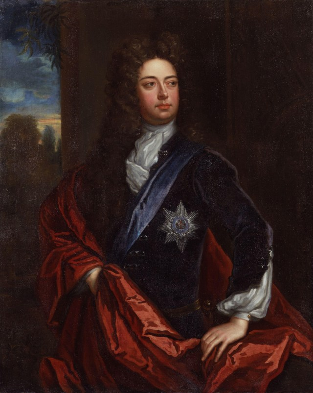 Duke of Marlborough Masculine Epic