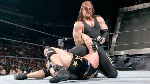 Undertaker vs. Kurt Angle